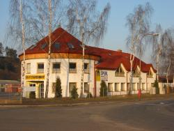 Sídlo firmy ŠPERL, s.r.o. v Sušici