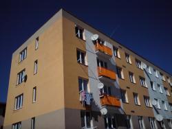 Bytový dům v Sušici